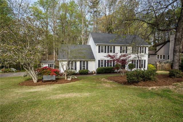 1717 Emerson Bridge Court, Marietta, GA 30062 (MLS #6865748) :: Oliver & Associates Realty