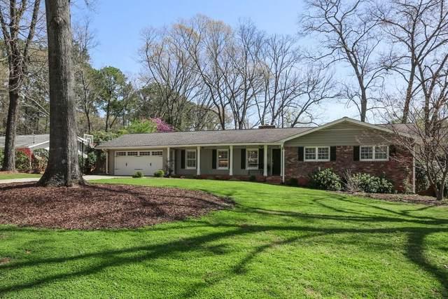 1487 Diamond Head Circle NE, Decatur, GA 30033 (MLS #6865757) :: North Atlanta Home Team