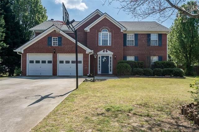 825 Winchel Sea Court, Lawrenceville, GA 30045 (MLS #6865802) :: North Atlanta Home Team
