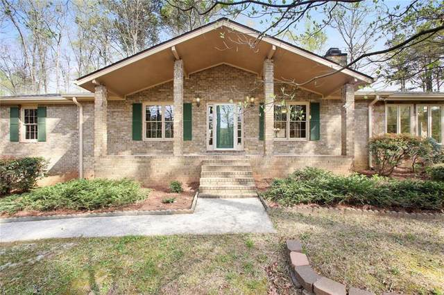 410 Hastings Way, Jonesboro, GA 30238 (MLS #6865817) :: The Heyl Group at Keller Williams