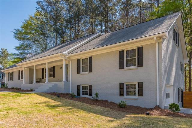 2835 Camp Mitchell Road, Loganville, GA 30052 (MLS #6865821) :: Lucido Global