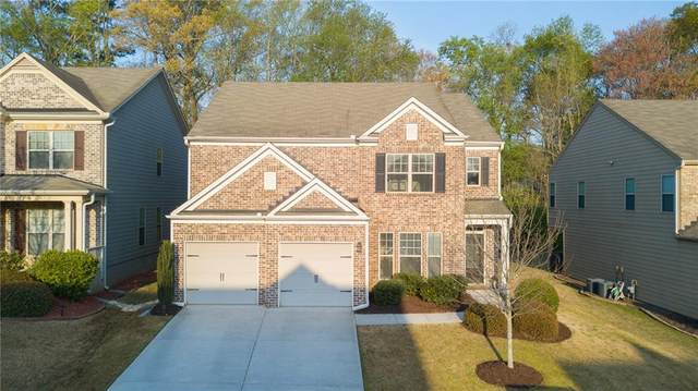 5245 Brierstone Drive, Alpharetta, GA 30004 (MLS #6865829) :: North Atlanta Home Team