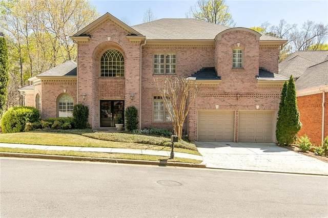 2085 River Falls Drive, Roswell, GA 30076 (MLS #6865847) :: North Atlanta Home Team