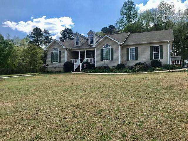334 Belmont Park, Commerce, GA 30529 (MLS #6865860) :: Path & Post Real Estate