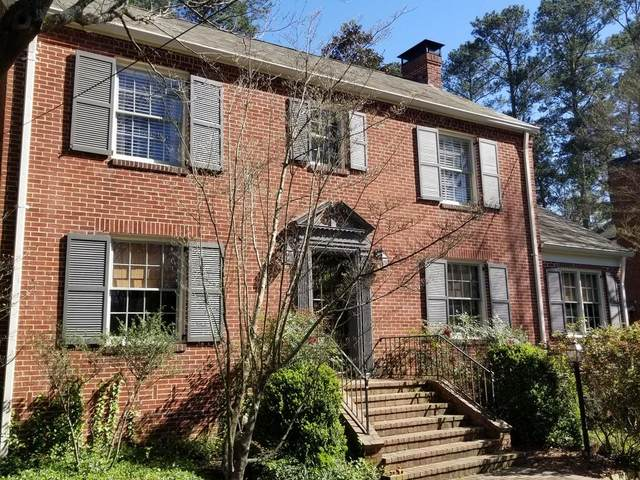 1727 Johnson Road NE, Atlanta, GA 30306 (MLS #6865864) :: Lucido Global