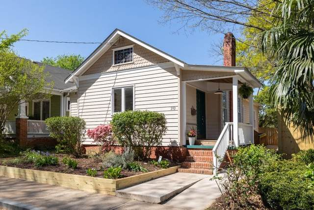 292 Josephine Street NE, Atlanta, GA 30307 (MLS #6865875) :: North Atlanta Home Team