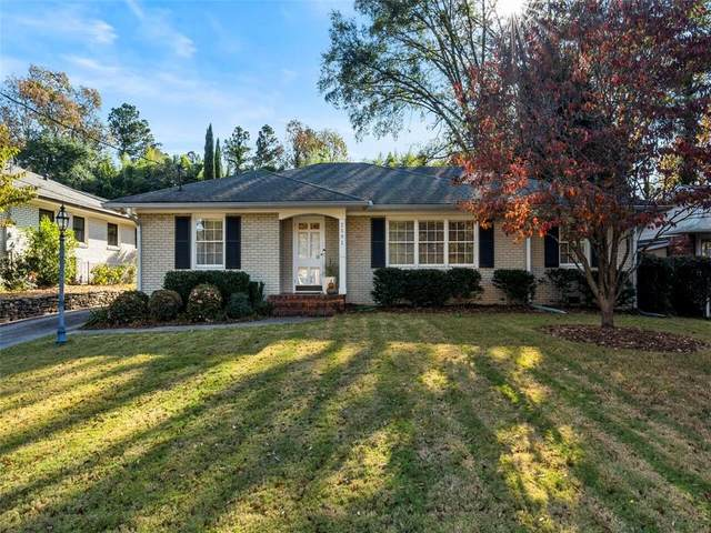 2591 Sharondale Drive NE, Atlanta, GA 30305 (MLS #6865887) :: Rock River Realty