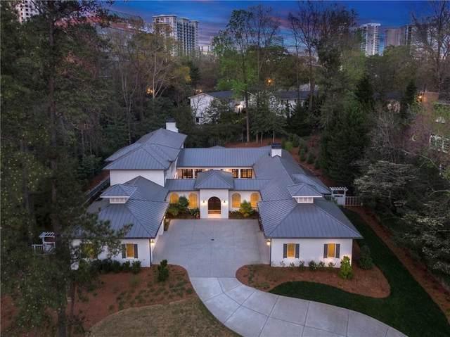 3045 Slaton Drive NW, Atlanta, GA 30305 (MLS #6865894) :: Oliver & Associates Realty