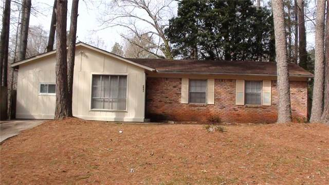 2941 Port Royal Lane, Decatur, GA 30034 (MLS #6865904) :: The Zac Team @ RE/MAX Metro Atlanta