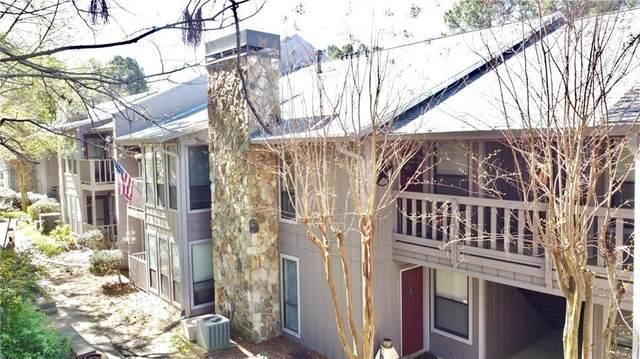 4027 Woodridge Way #4027, Tucker, GA 30084 (MLS #6865934) :: North Atlanta Home Team