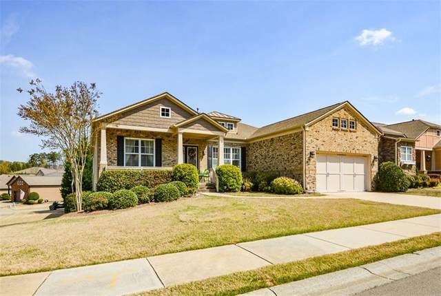 436 Larkspur Drive, Canton, GA 30114 (MLS #6865952) :: North Atlanta Home Team