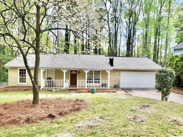 91 Parkmont Drive, Roswell, GA 30076 (MLS #6865954) :: North Atlanta Home Team