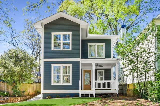 519 Oakland Avenue SE A, Atlanta, GA 30312 (MLS #6865968) :: North Atlanta Home Team