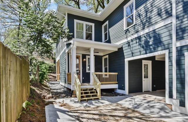 519 Oakland Avenue SE B, Atlanta, GA 30312 (MLS #6865973) :: North Atlanta Home Team