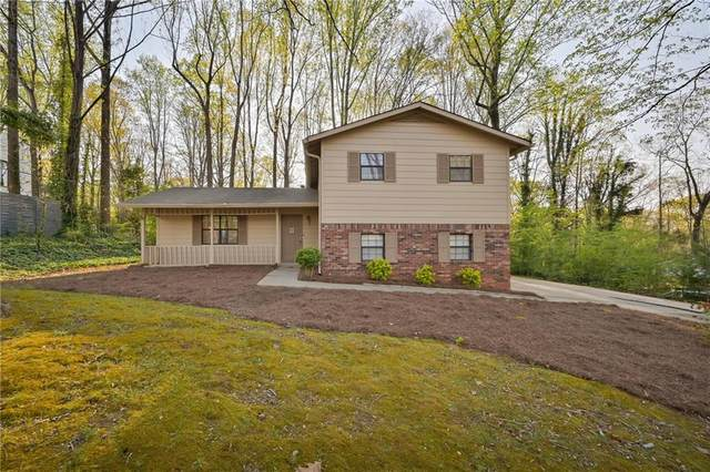 953 Medina Drive SW, Lilburn, GA 30047 (MLS #6865992) :: Path & Post Real Estate