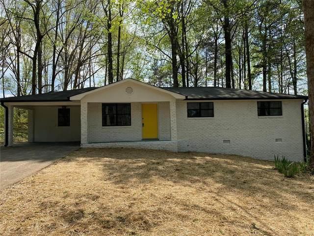 8153 Cedar Mountain Road, Douglasville, GA 30134 (MLS #6865993) :: The Gurley Team