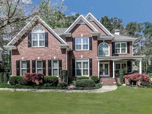 662 Briarleigh Way, Woodstock, GA 30189 (MLS #6865996) :: North Atlanta Home Team