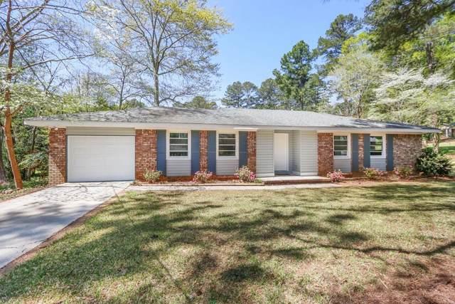 574 Mount Vista Road, Stone Mountain, GA 30087 (MLS #6866029) :: North Atlanta Home Team
