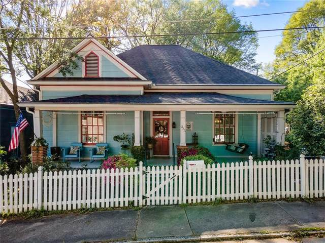 235 Powell Street SE, Atlanta, GA 30316 (MLS #6866030) :: North Atlanta Home Team