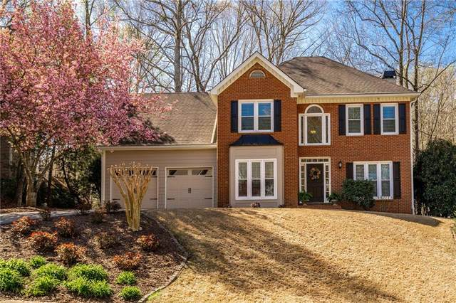 107 Bent Creek Drive, Woodstock, GA 30189 (MLS #6866032) :: North Atlanta Home Team