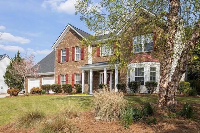 895 Shannon Road SW, Loganville, GA 30052 (MLS #6866057) :: Tonda Booker Real Estate Sales