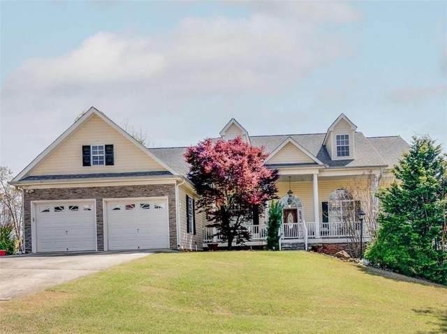 3282 Thornecreek Drive, Douglasville, GA 30135 (MLS #6866084) :: Lucido Global