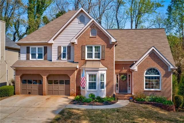 1479 Justin Drive, Lawrenceville, GA 30043 (MLS #6866086) :: North Atlanta Home Team