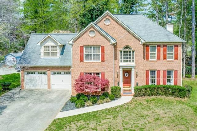 4599 Latimer Point, Kennesaw, GA 30144 (MLS #6866094) :: North Atlanta Home Team