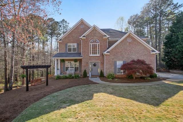 3761 Falls Trail, Winston, GA 30187 (MLS #6866130) :: North Atlanta Home Team