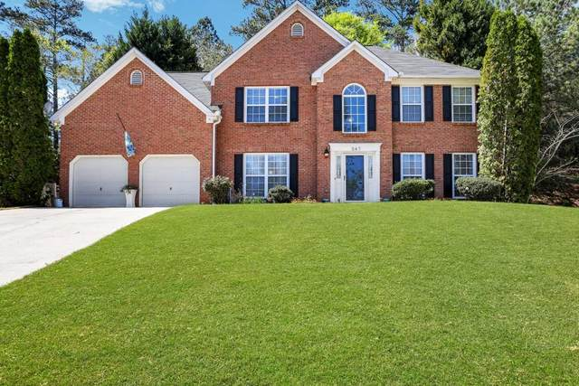 547 Wynbrooke Parkway, Stone Mountain, GA 30087 (MLS #6866131) :: North Atlanta Home Team