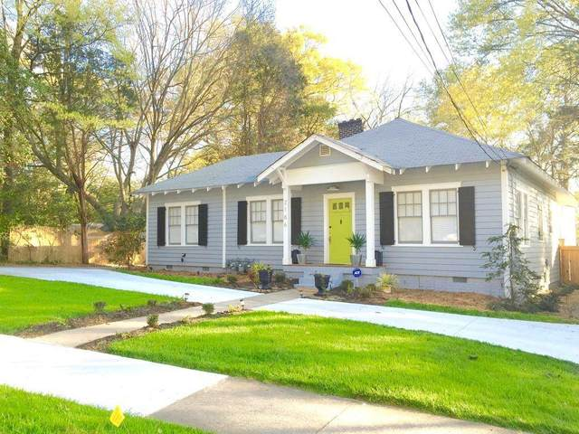2186 Lenox Road NE, Atlanta, GA 30324 (MLS #6866135) :: North Atlanta Home Team
