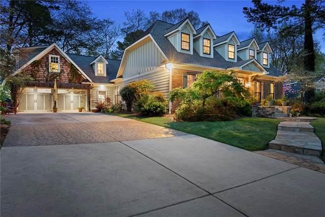 4262 Arbor Club Drive, Marietta, GA 30066 (MLS #6866137) :: Path & Post Real Estate