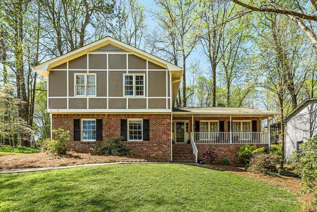 1285 Witham Drive, Dunwoody, GA 30338 (MLS #6866141) :: North Atlanta Home Team