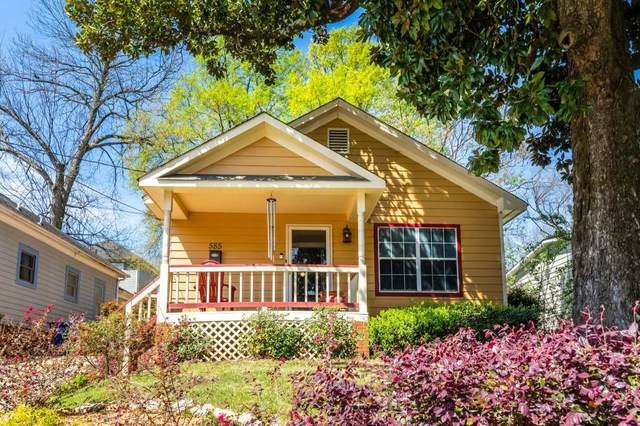 585 Martin Street SE, Atlanta, GA 30312 (MLS #6866163) :: North Atlanta Home Team