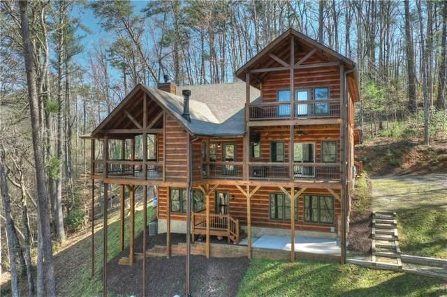 537 River Escape Drive, Ellijay, GA 30540 (MLS #6866200) :: The Justin Landis Group