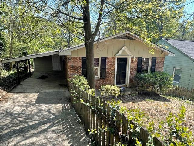 452 East Side Avenue SE, Atlanta, GA 30316 (MLS #6866212) :: The Justin Landis Group