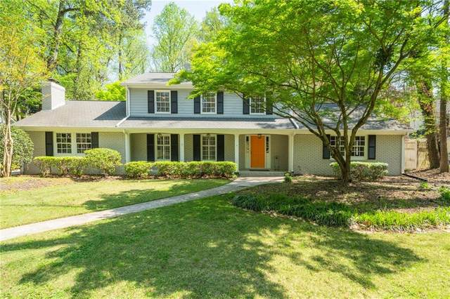 3507 Valley Road NW, Atlanta, GA 30305 (MLS #6866229) :: Lucido Global