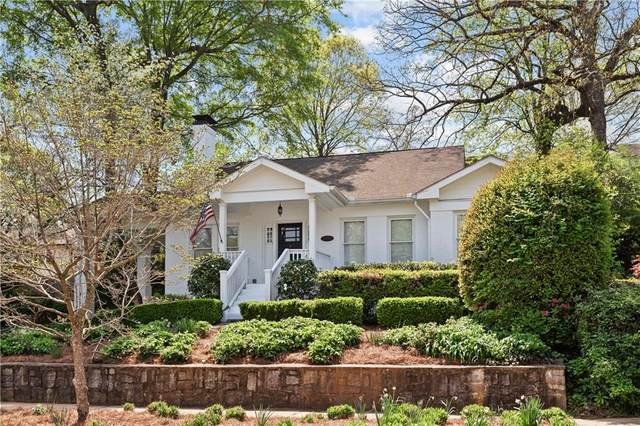 1073 Reeder Circle NE, Atlanta, GA 30306 (MLS #6866236) :: Rock River Realty