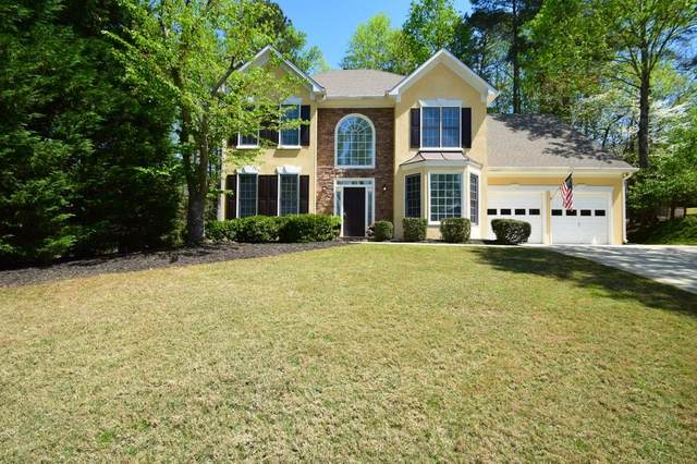 3888 Collier Trace NW, Kennesaw, GA 30144 (MLS #6866247) :: Thomas Ramon Realty