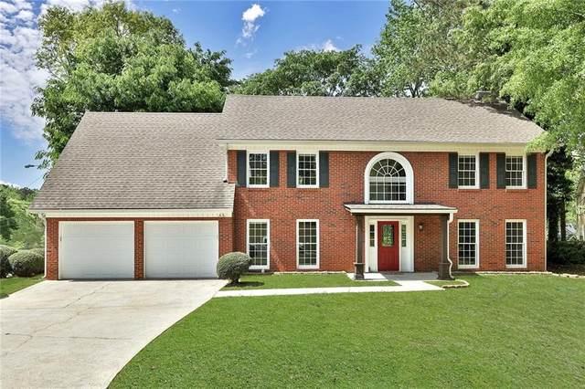 90 Windsor Chase Drive, Lawrenceville, GA 30043 (MLS #6866248) :: The Atlanta Real Estate Group
