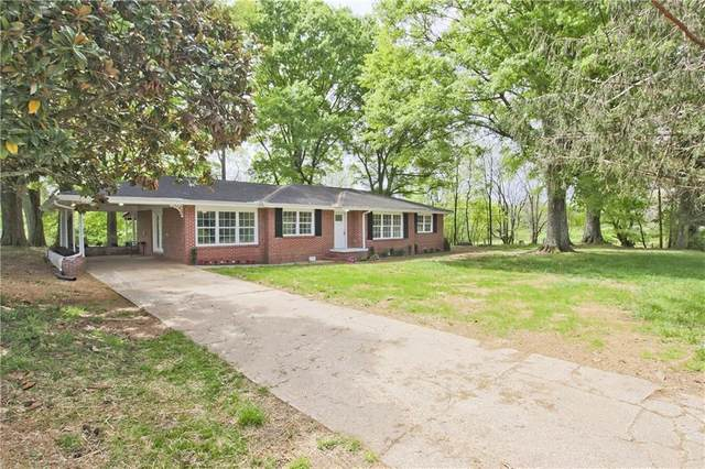 11053 Highway 53 W, Talking Rock, GA 30175 (MLS #6866258) :: Keller Williams Realty Cityside
