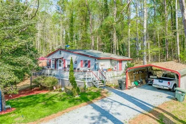 533 N Little Victoria Road, Woodstock, GA 30189 (MLS #6866268) :: North Atlanta Home Team