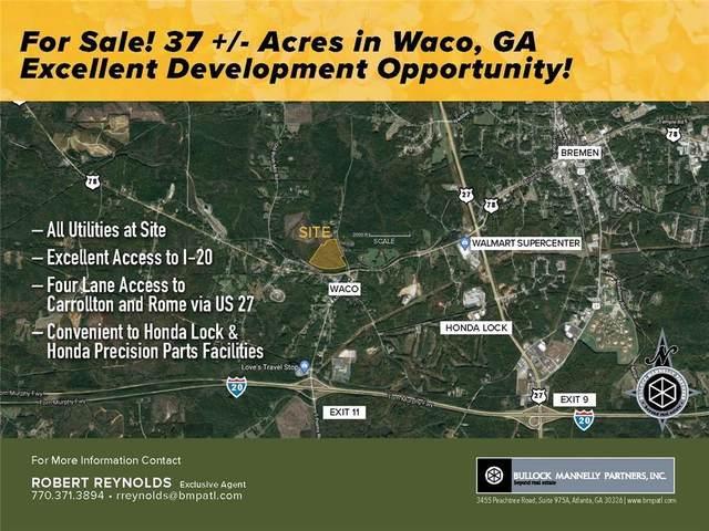 0 Hwy 78, Waco, GA 30182 (MLS #6866305) :: Kennesaw Life Real Estate