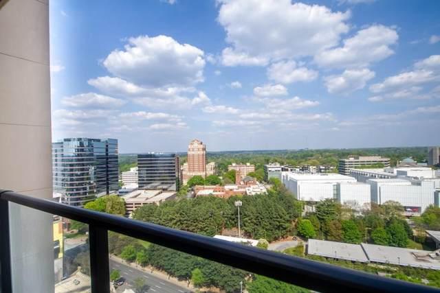 1280 W Peachtree Street NW #2710, Atlanta, GA 30309 (MLS #6866316) :: Thomas Ramon Realty