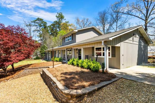 103 Cardinal Road SE, White, GA 30184 (MLS #6866323) :: The Hinsons - Mike Hinson & Harriet Hinson