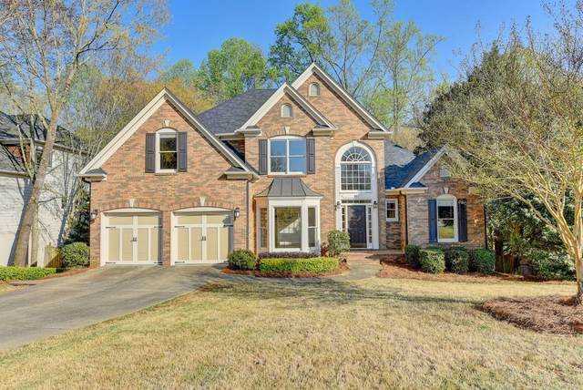 427 Rhodes House Drive, Suwanee, GA 30024 (MLS #6866324) :: North Atlanta Home Team