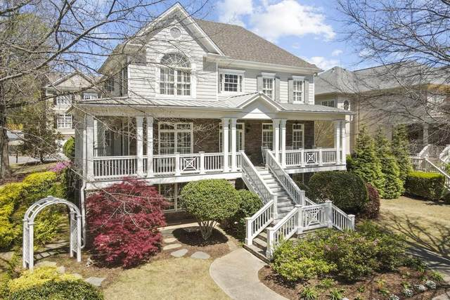 2161 Basque Drive SE, Smyrna, GA 30080 (MLS #6866332) :: North Atlanta Home Team