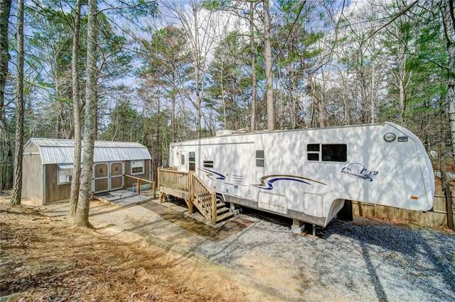 376 10th Street, Ellijay, GA 30540 (MLS #6866339) :: Kennesaw Life Real Estate