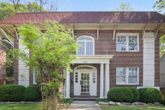 785 Ponce De Leon Place NE #15, Atlanta, GA 30306 (MLS #6866343) :: Good Living Real Estate