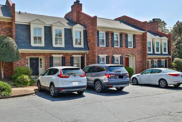 3 Stratford Hall Place NE #3, Atlanta, GA 30342 (MLS #6866350) :: RE/MAX Prestige
